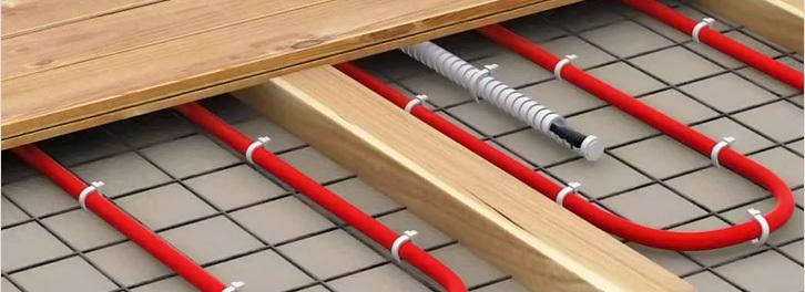 Способы укладки металлопластиковых труб