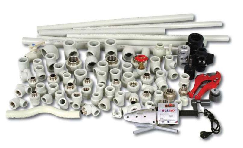 компенсатор для полипропиленовых труб
