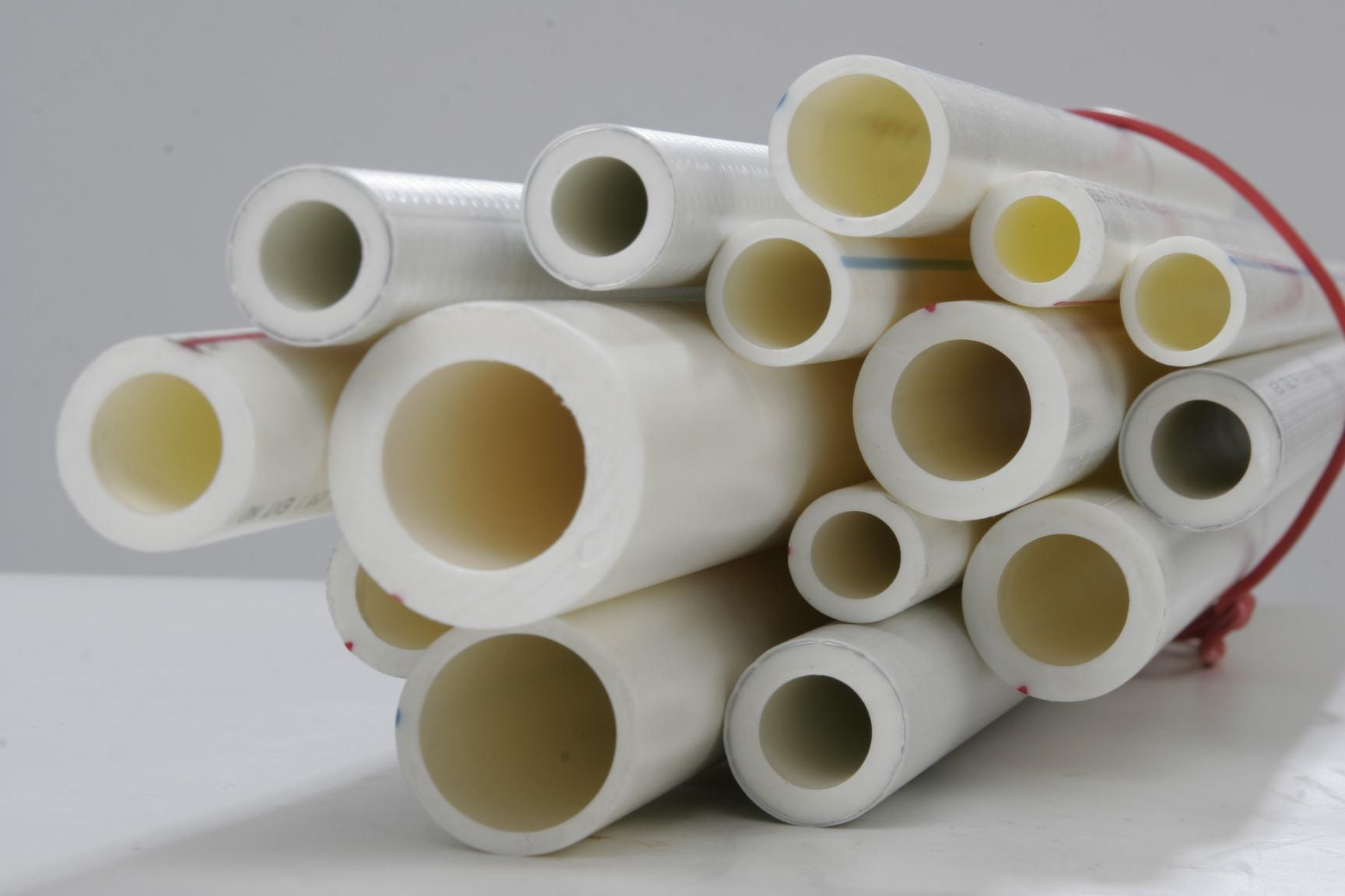 Работа с полипропиленовыми трубами большого диаметра