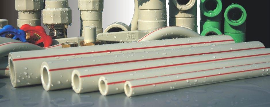 Тепловое расширение полипропиленовых труб