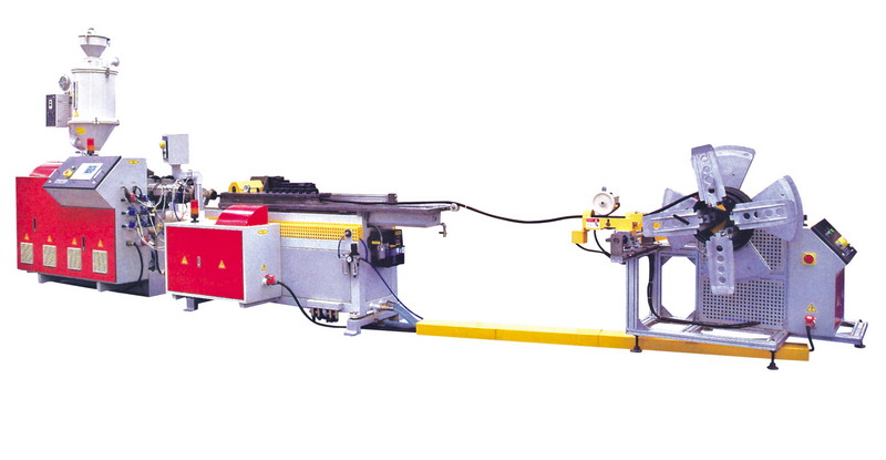 Технология производства полиэтиленовых труб