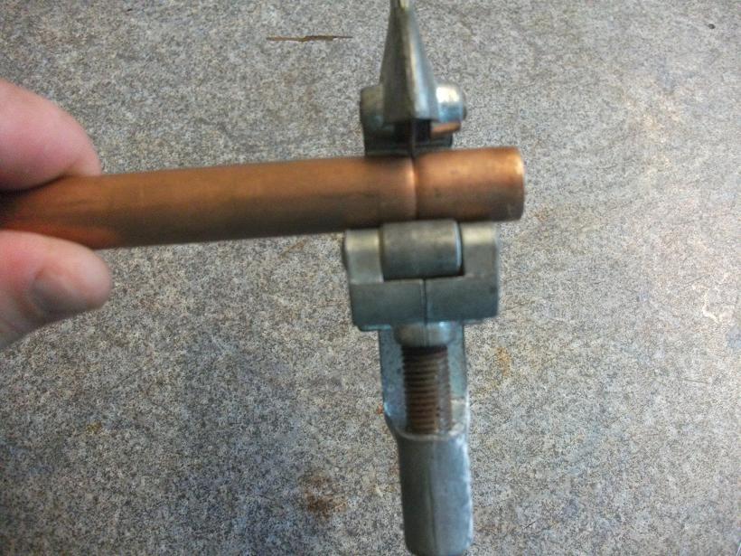 Резка стальных труб