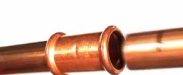 Способы соединения медных труб