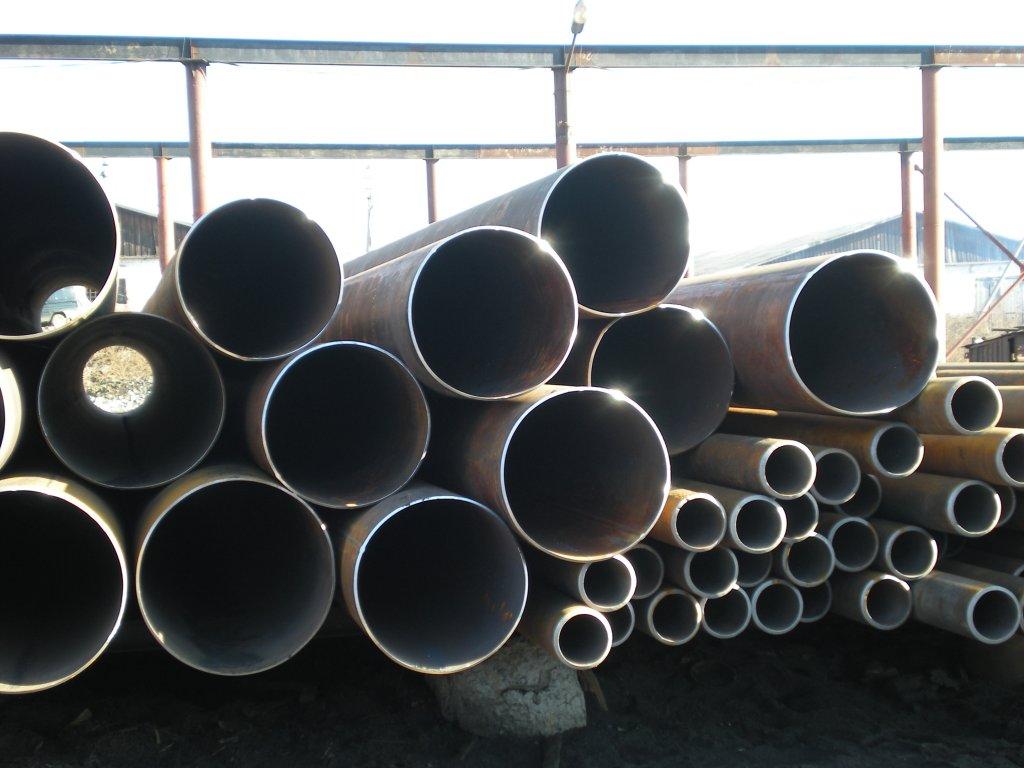 Стандартные диаметры стальных труб