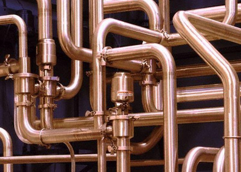Характеристики медных труб